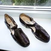 Босоножки туфли Gabor 37-37,5р Натур.кожа Австрия