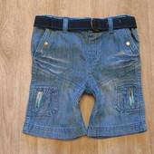 Мега стильные шортики Cherokee, размер 2-3 года, будут дольше, состояние новой вещи, не ношенные