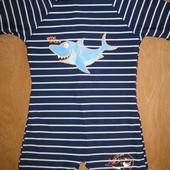 Купальные костюмы для мальчика на рост до 104см и вес до 20кг