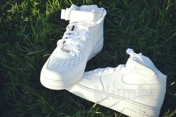 Кроссовки Nike Air Force High, р. 36,37,38,39,40,41,42,43,44,45,46 фото №1