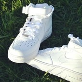 Кроссовки Nike Air Force High, р. 36,37,38,39,40,41,42,43,44,45,46