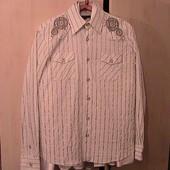рубашка нарядная 46-48р