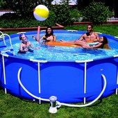 Каркасный бассейн Intex 28218 / 54424 , Интекс, басейн