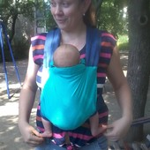 Май- слинг Baby love летний