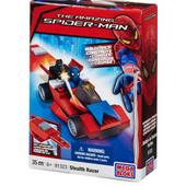 Транспортное средство Человека-паукас пусковым устройством (35 деталей) от Mega bloks