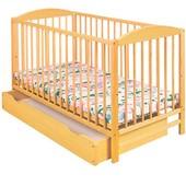 Детская кроватка Klups Radek II сосна