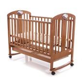 Детская кроватка Baby Care BC-435M тик