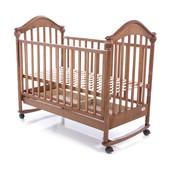 Детская кроватка Baby Care BC-419bc тик