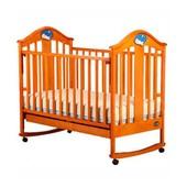Детская кроватка Casato BC-433M тик