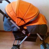 Продам прогулочную коляску Capella-S 802 в идеальном состоянии