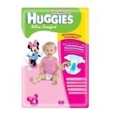 Huggies Ultra Comfort для девочек 3, 4, 4+, 5! Днепропетровск!