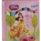 Мел цветной (12шт.)  Princess в  ассортименте  от Kite (Гремания)