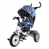Тилли Ракета 2016 T-351-10 детский трехколесный велосипед Tilly Trike