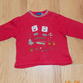 Фирменная кофта для ребенка 2 года, 92 см