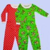 Детские трикотажные пижамки.