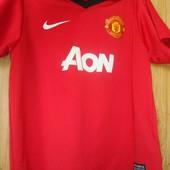 Фірмова футболочка Nike Манчестер .