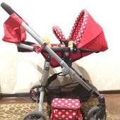 Коляска Minnie Mouse Baby