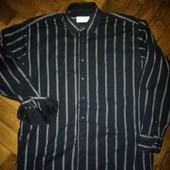 Pierre Cardin рубашка мужская L (41-42) - идет на р-р 50-52