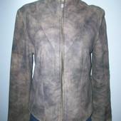 Куртка кожа. Размер М.