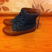 Осенне- весенние ботиночки Sharman (24,5 см)