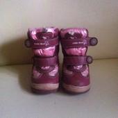 Продам зимние ботинки BG termo