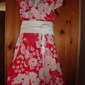 Красивое платье на девочку 5-7 лет