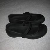 балетки мокасины Crocs, 21,5 см стелька, оригинал! кроксы