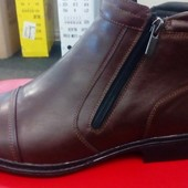 Удобные мужские зимние ботинки
