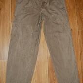 Мужские котоновые брюки Camel, размер - М