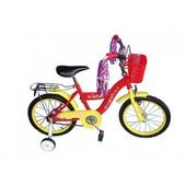 Двухколесный велосипед Lexus Bike 120030 '16 красный/желтый