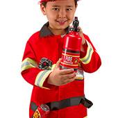 Ролевые игры костюмы пожарного и ковбоя