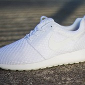 "Кроссовки Nike Roshe Run Breeze ""Whiteout"", р.41-45"