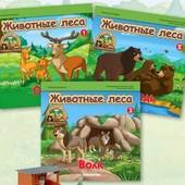 Животные леса - журналы -