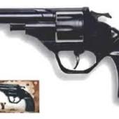 Распродажа  - Револьвер серии Классика вестерна - китти (8-зарядный) от Edison пистолет
