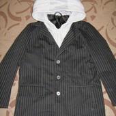 Піджак пиджак Matalan на 8 - 9 р. ріст 128 - 134 см