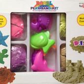 Игровой кинетический песок Royal Play Sand Kit