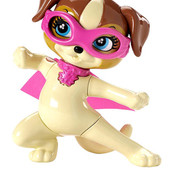 Распродажа -  Волшебные животные из м/ф Суперпринцеса лягушка, бабочка, собака, кошка от Barbie