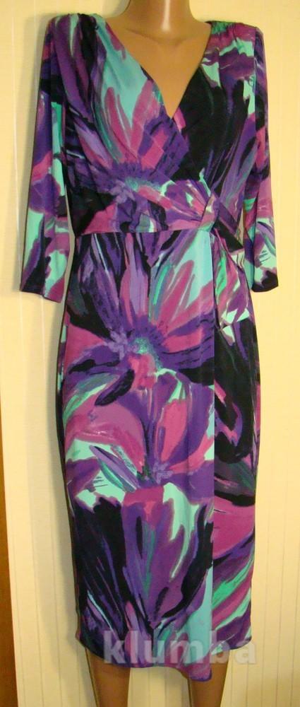 Платье per una. размер 48 (m, uk14). фото №1