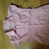 Blendishe блуза Яблоки р S