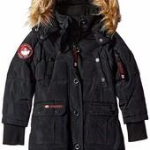 зимняя куртка парка Canada Weather Gear канада оригинал