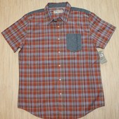 Хлопковая рубашка из США - М