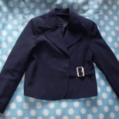 Школьный пиджак для девочки р.146