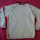 Фирменный свитер на 4-5 лет