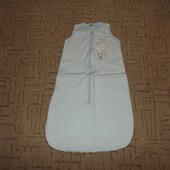 Мешок для сна 6-12 мес 80 см 11,5 кг. Цвет ярче.