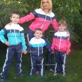В наявності супер костюмчики Adidas від 299грн ,для діток та мами