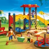 Потрясающий конструктор Playmobil Детская площадка 5612. Германия