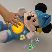 музыкальный ночник Микки Маус Mickey disney