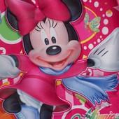 рюкзак 3D для девочки Микки Маус