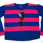 Фирменный свитер на 11-12 лет и старше