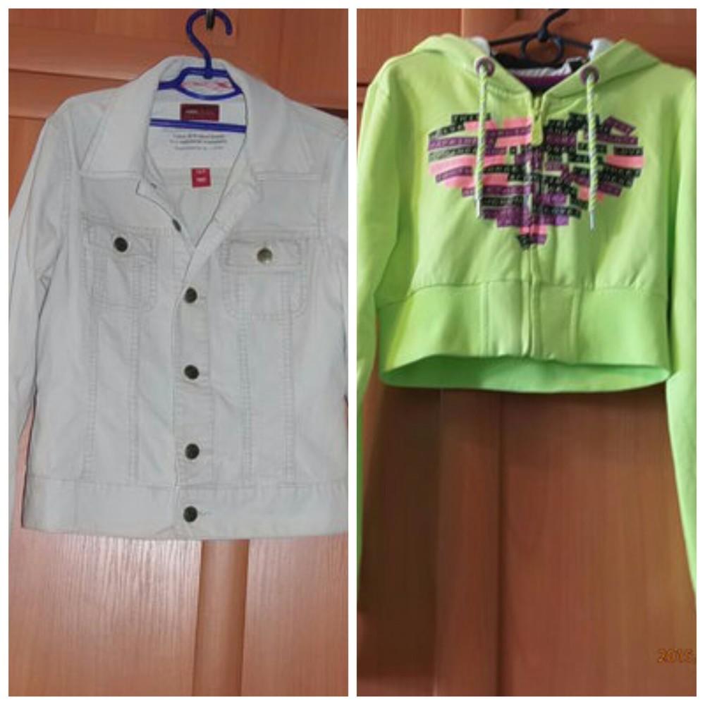 Пиджак и кофточка-болеро на 152-158сост.нов фото №1